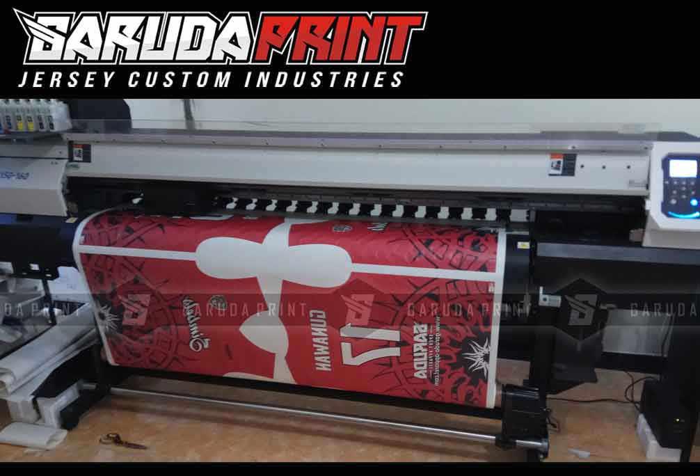 Printing Jersey Futsal Di Kota Tumbang Titi Harga Murah