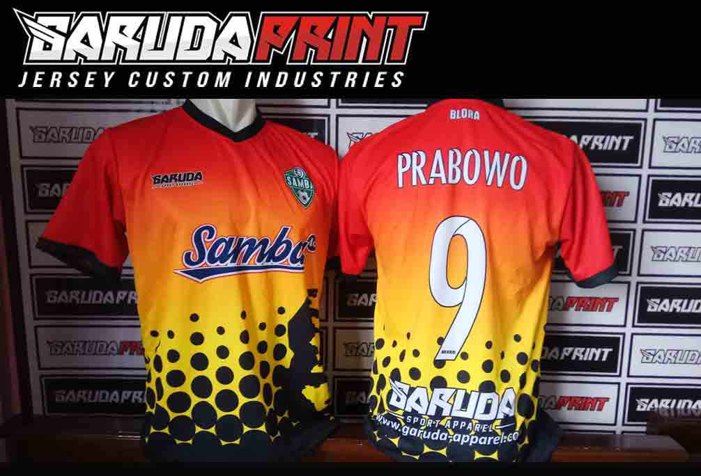 Printing Kaos Futsal Di Kota Sukadana Kualitas Paling Bagus